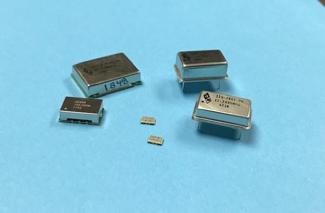 TCXOs - Product Image